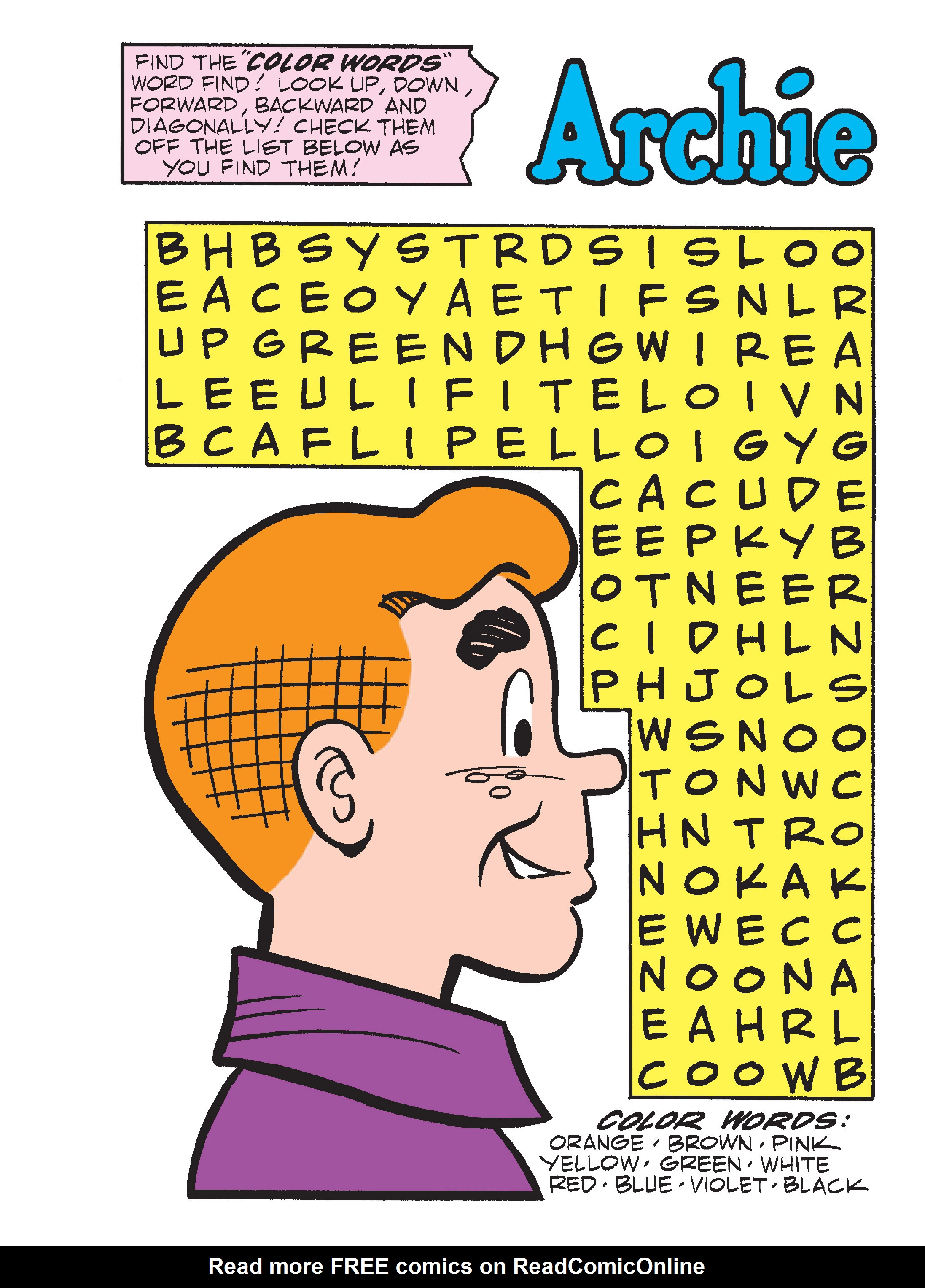 Read online Archie's Funhouse Double Digest comic -  Issue #17 - 91