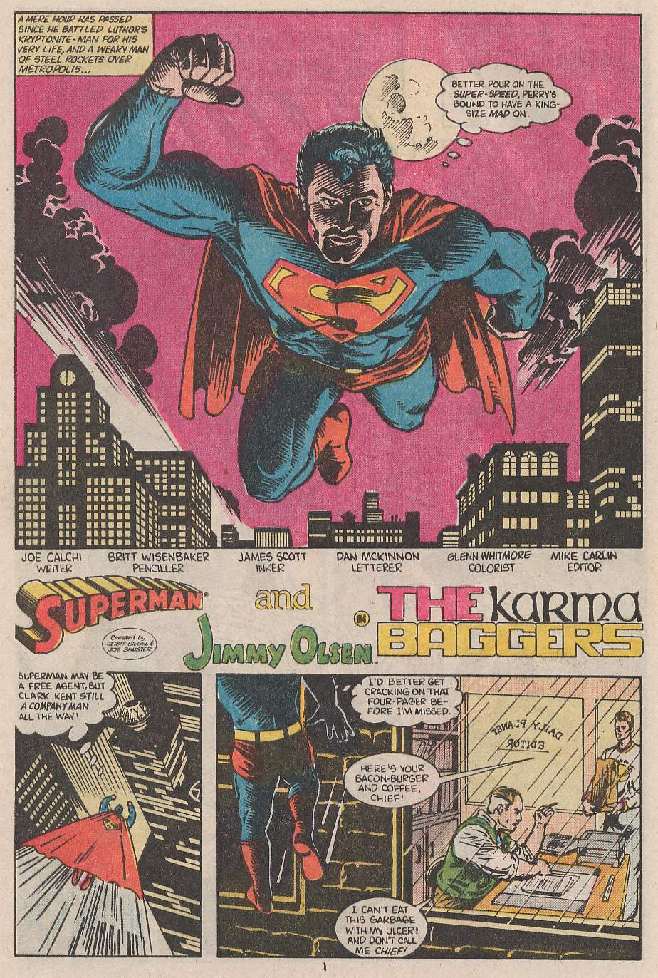 Read online Action Comics (1938) comic -  Issue #599 - 24