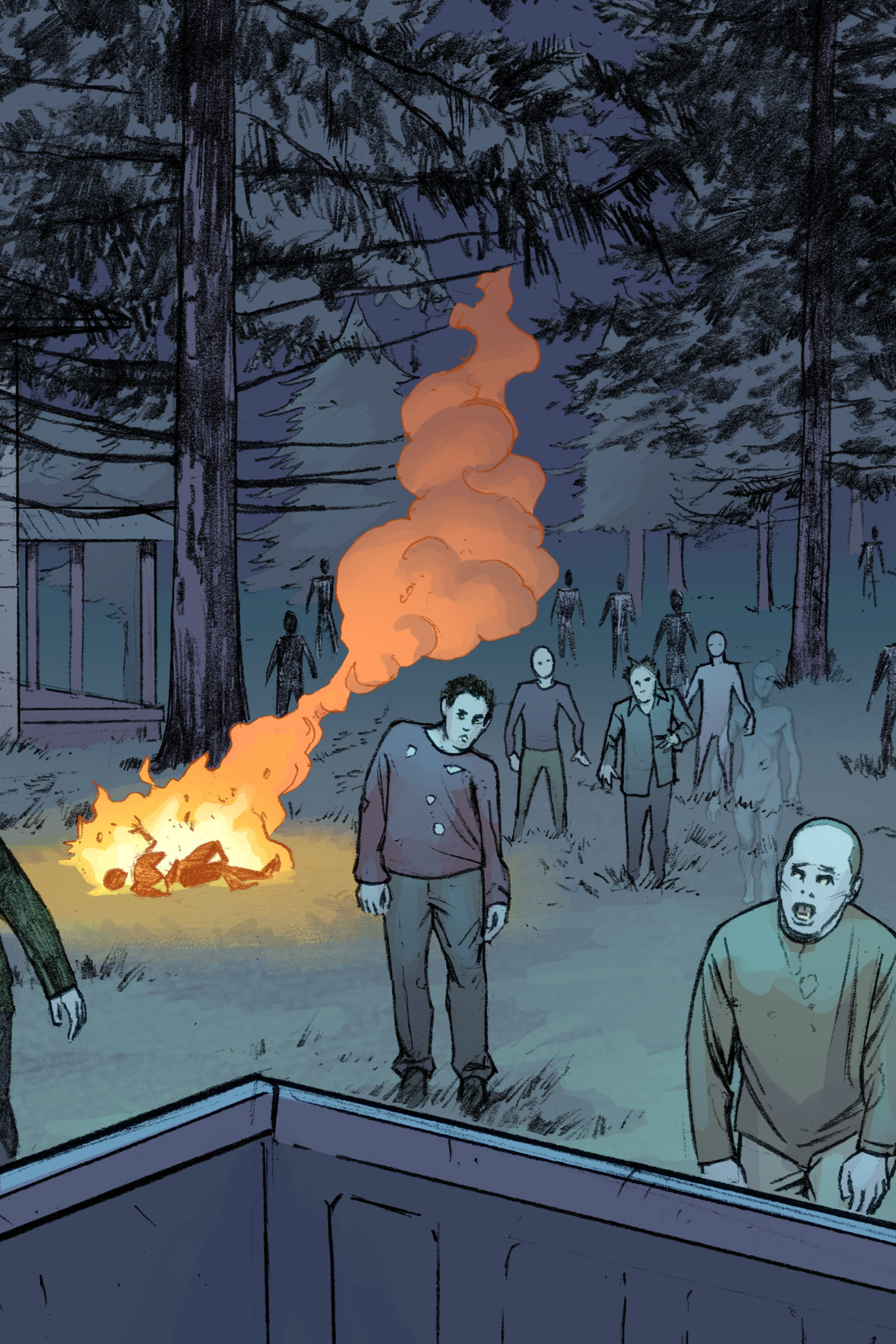 Read online Soul comic -  Issue #2 - 98