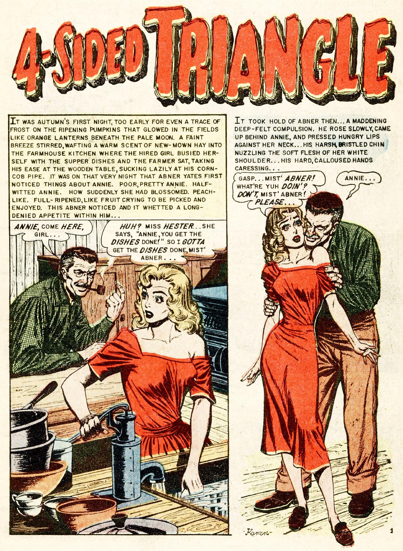 Read online Shock SuspenStories comic -  Issue #17 - 3