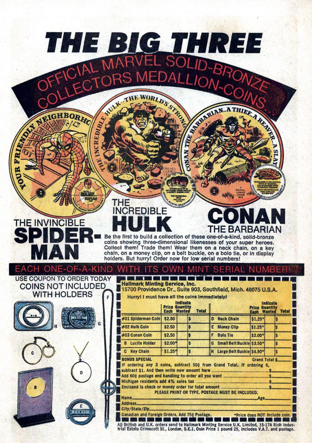 Read online Amazing Adventures (1970) comic -  Issue #24 - 10