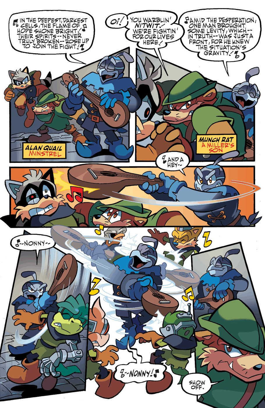 Read online Sonic Universe comic -  Issue #47 - 13