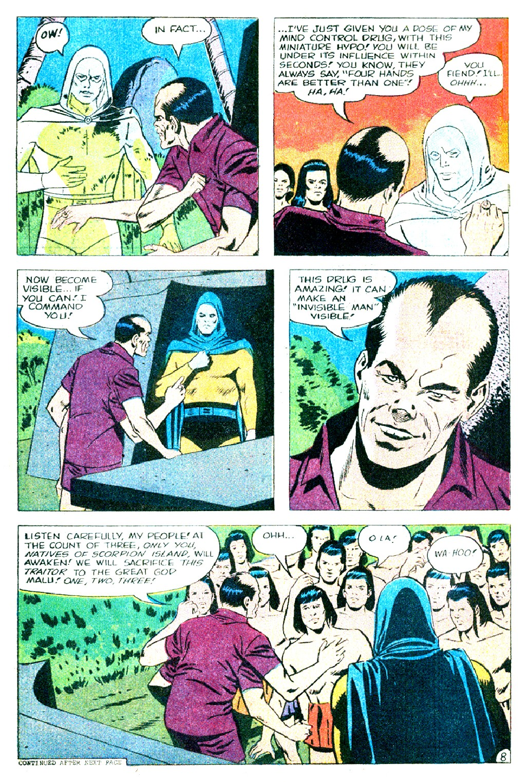 T.H.U.N.D.E.R. Agents (1965) issue 9 - Page 34