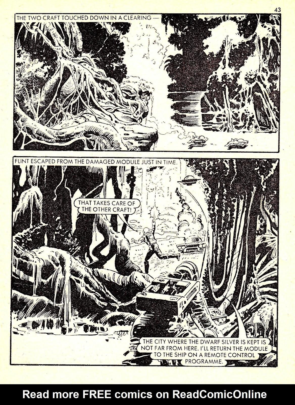 Starblazer issue 140 - Page 43