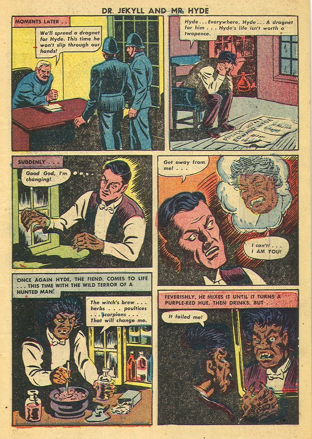 Classics Illustrated issue 13 - Page 47
