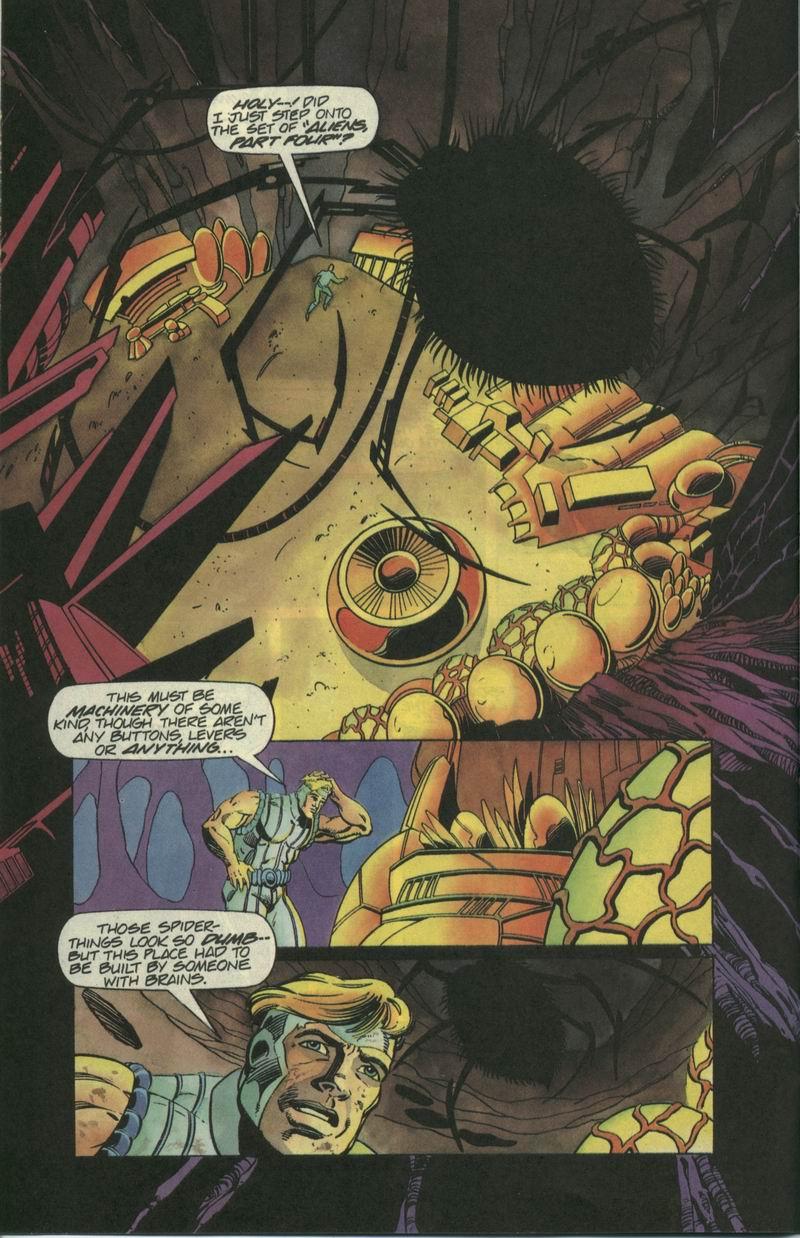 Read online Secret Weapons comic -  Issue #7 - 11
