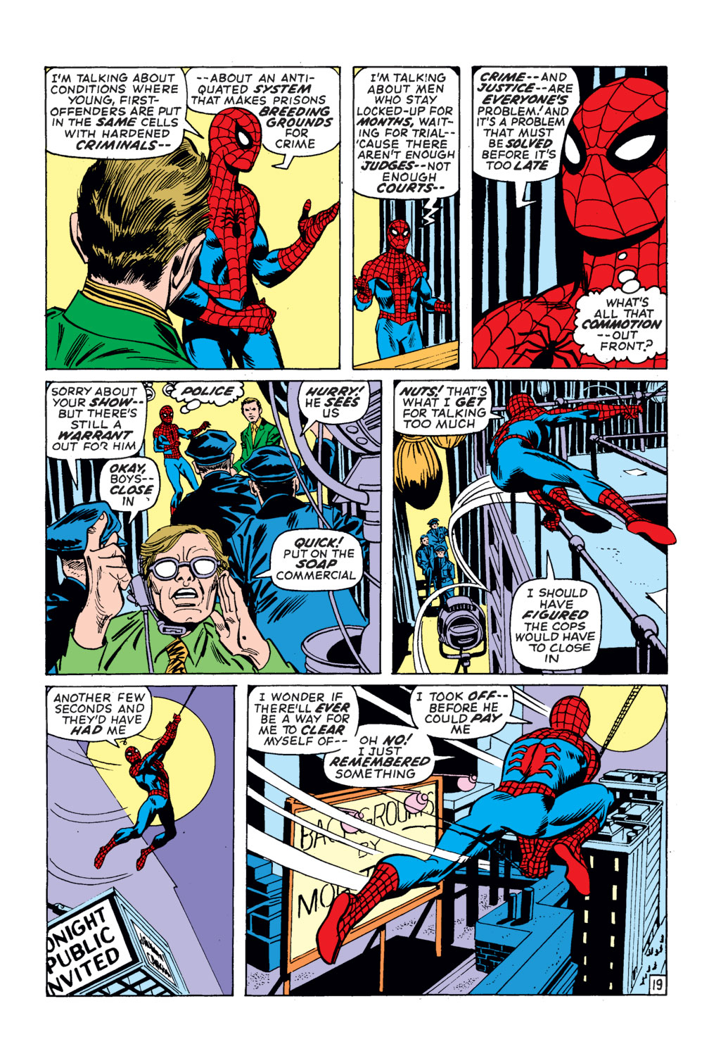 The Amazing Spider-Man (1963) 99 Page 18