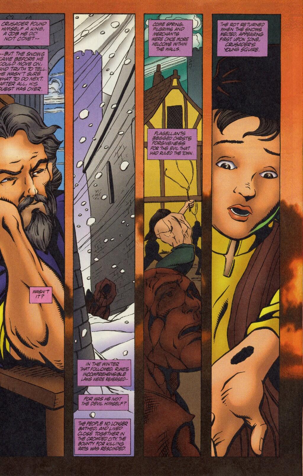 Read online Rune (1995) comic -  Issue #5 - 7