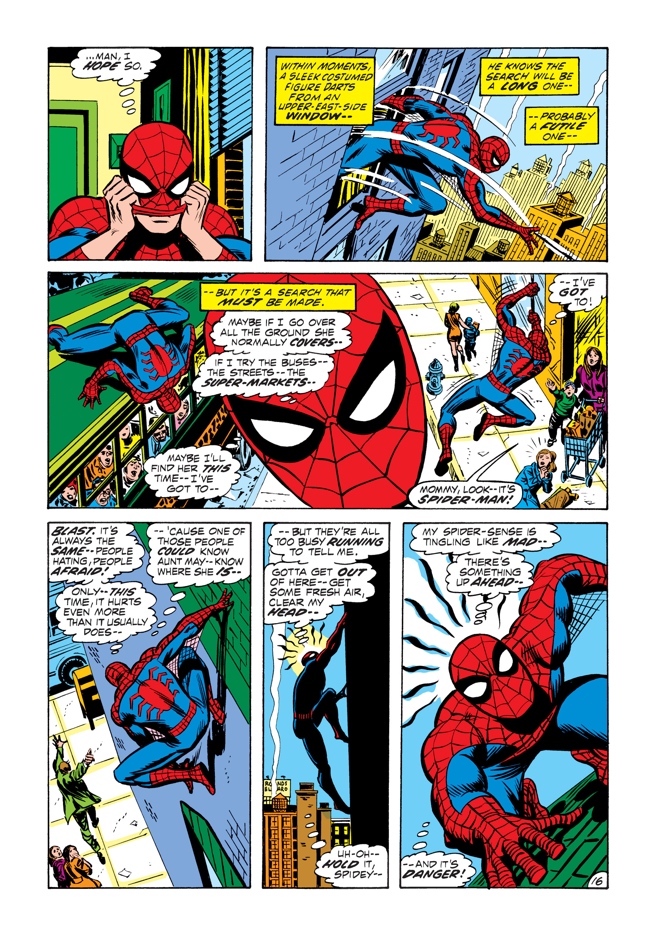 The Amazing Spider-Man (1963) 111 Page 16