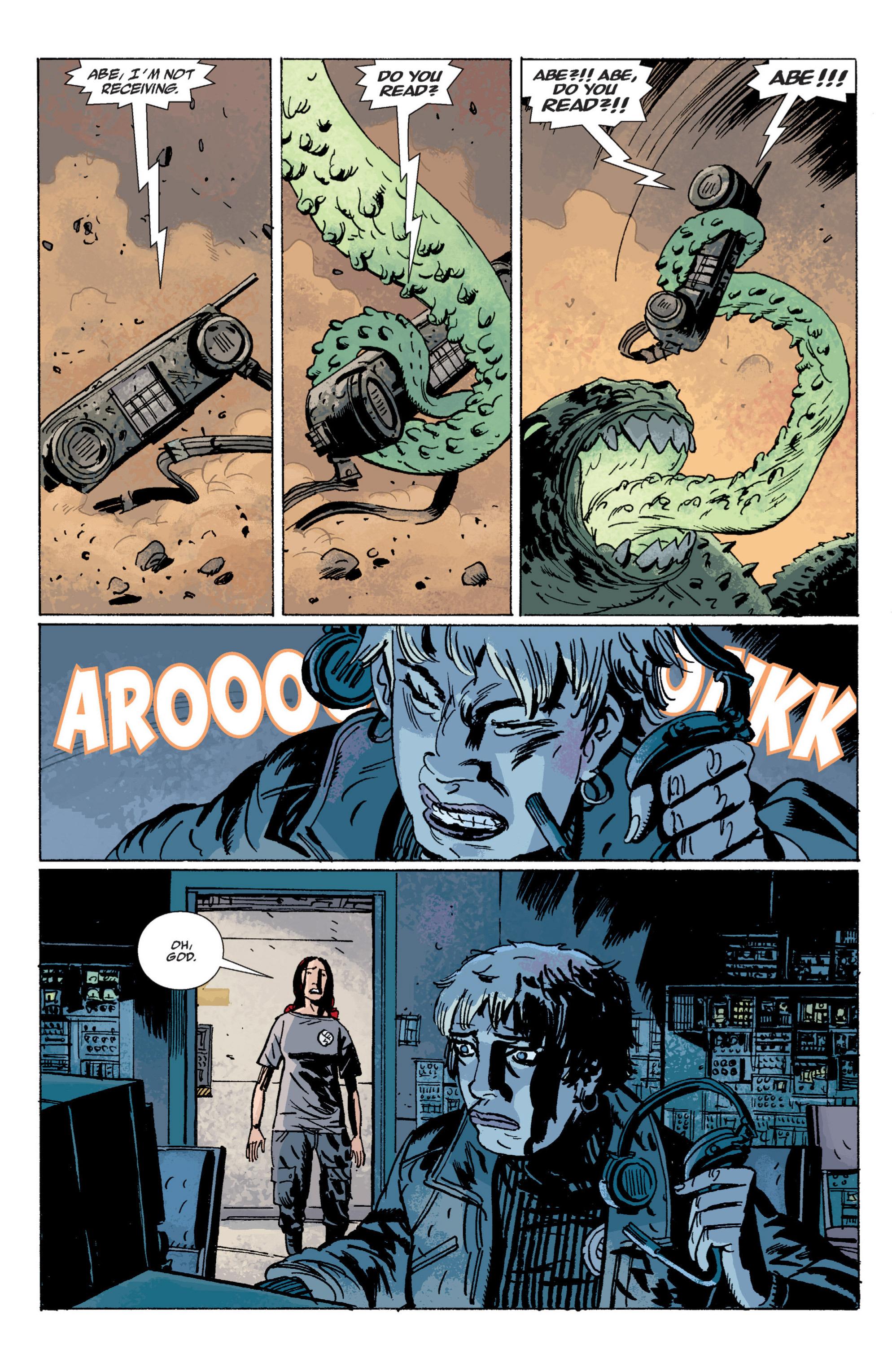 Read online B.P.R.D. (2003) comic -  Issue # TPB 5 - 103