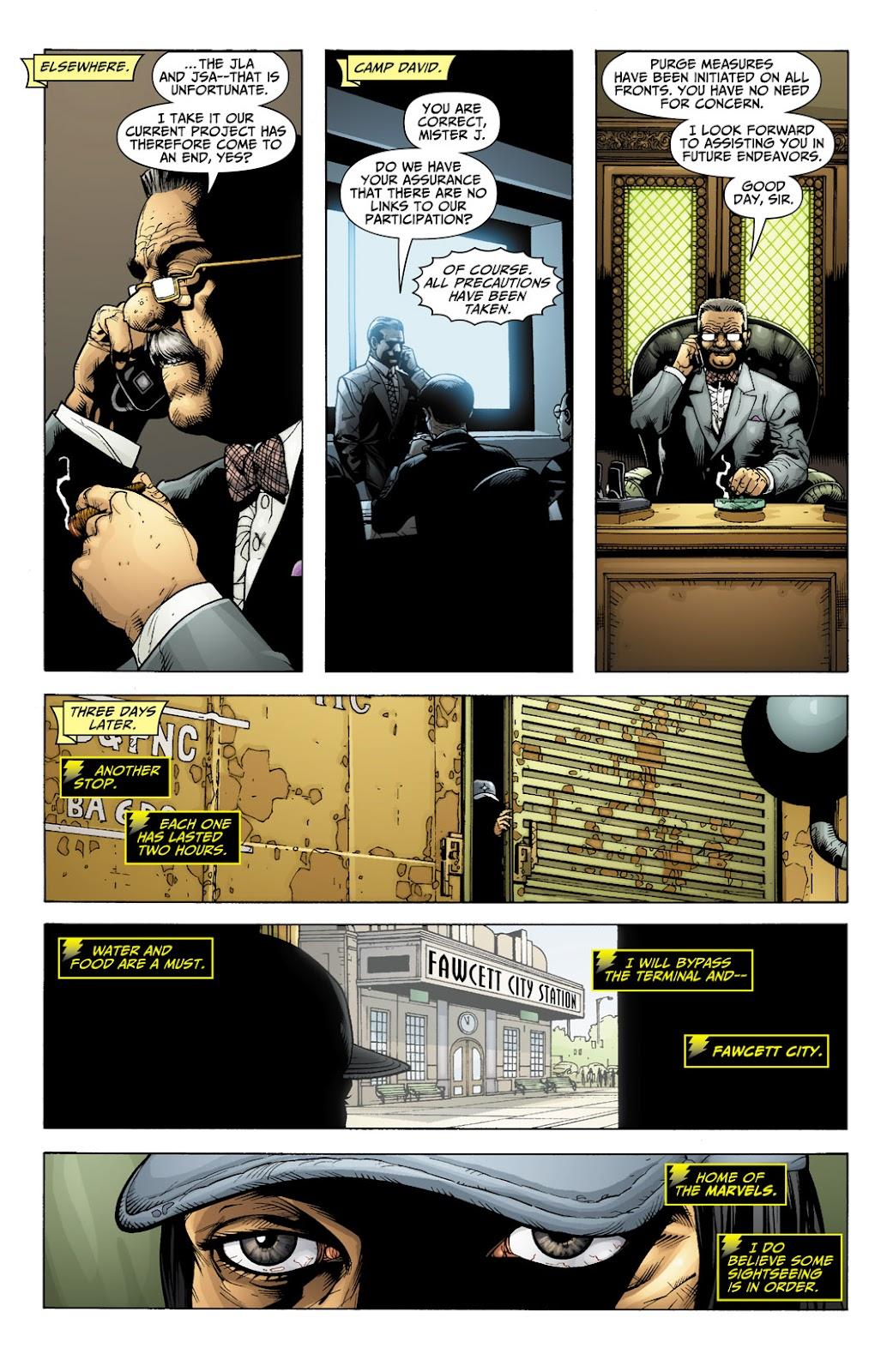 Black Adam: The Dark Age issue 6 - Page 9