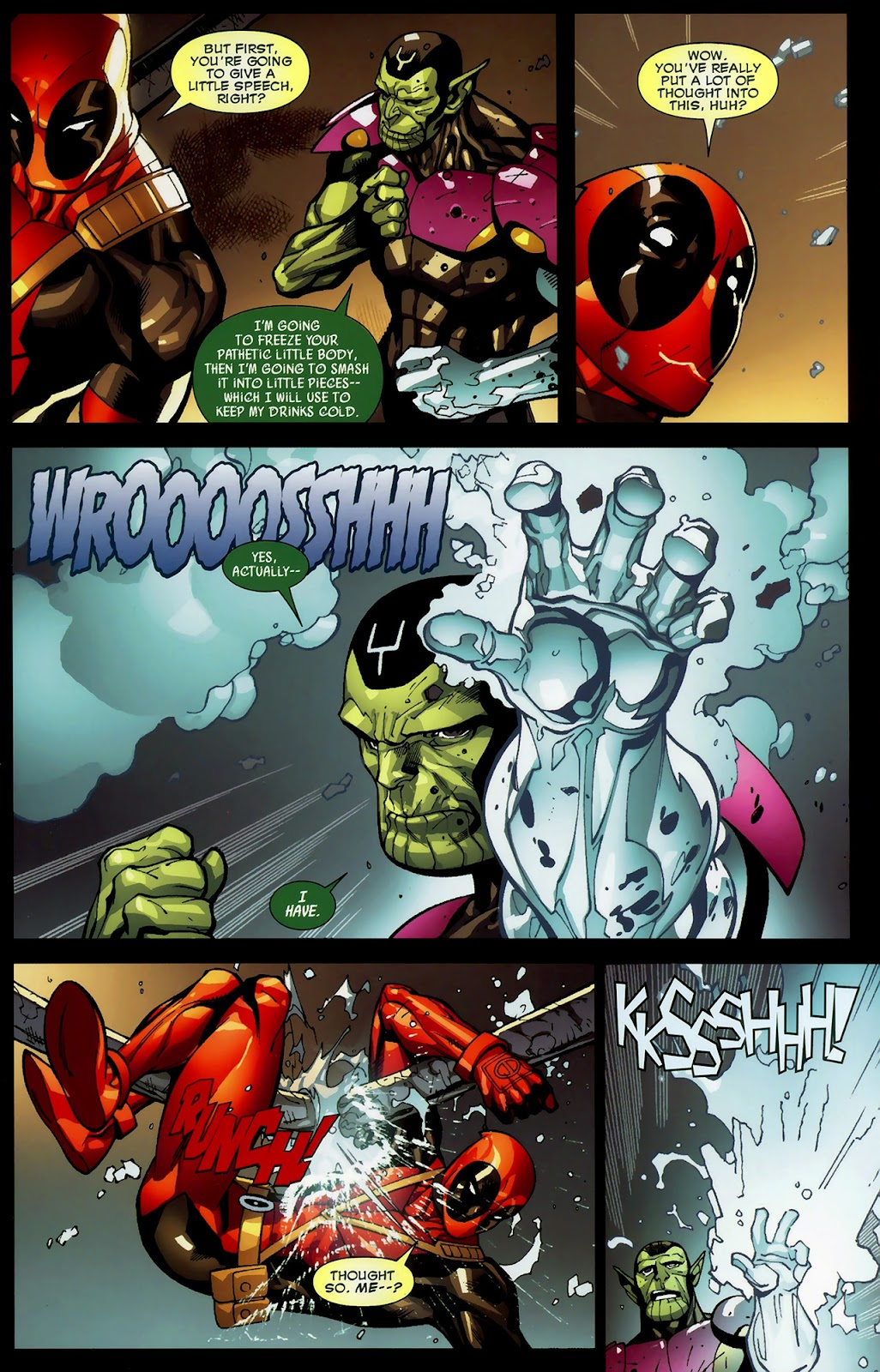 Read online Deadpool (2008) comic -  Issue #3 - 13