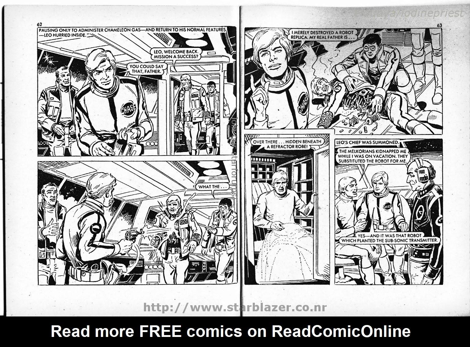 Starblazer issue 73 - Page 33