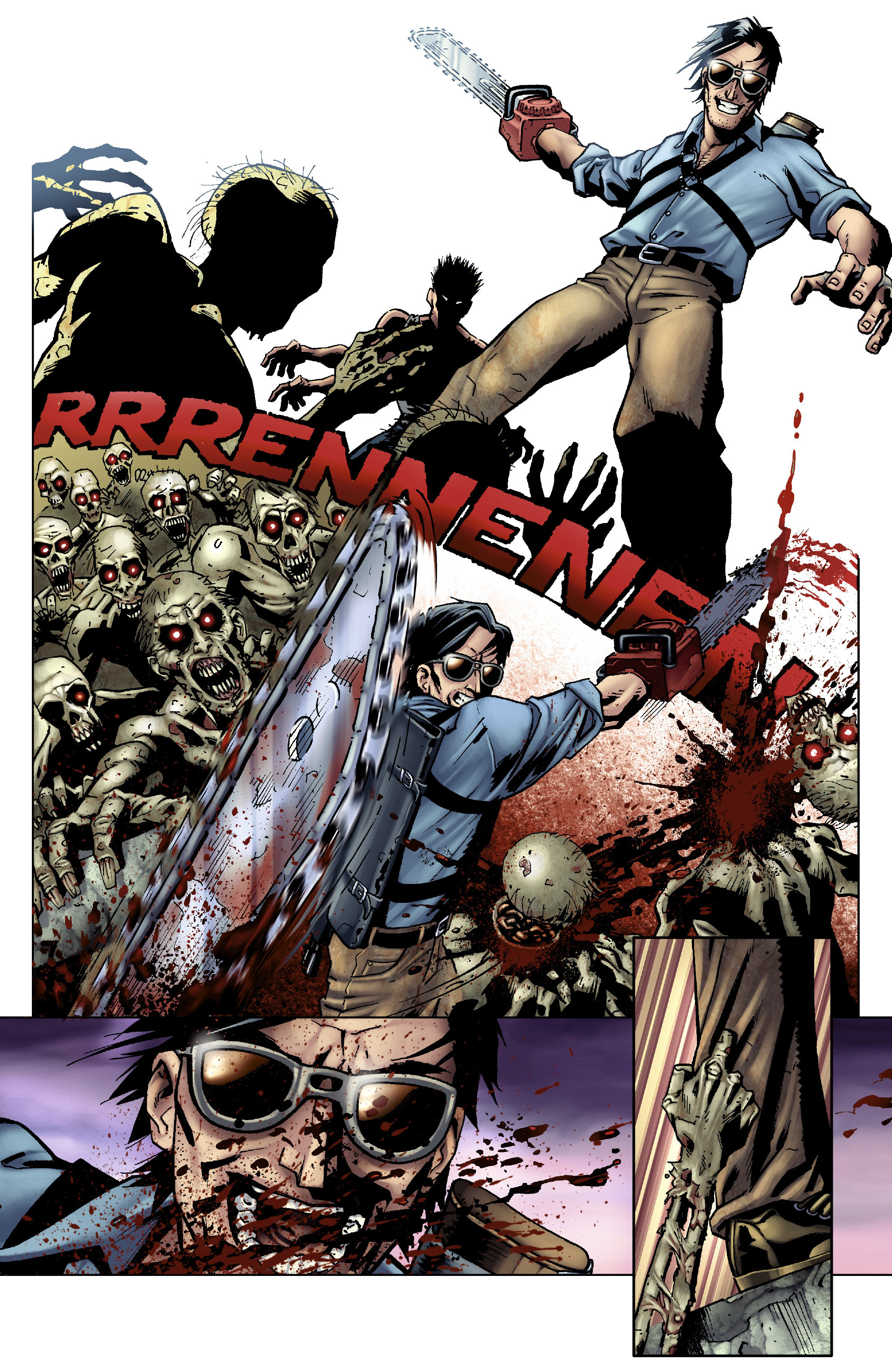 Read online Army of Darkness: From the Ashes comic -  Issue #Army of Darkness: From the Ashes TPB - 55