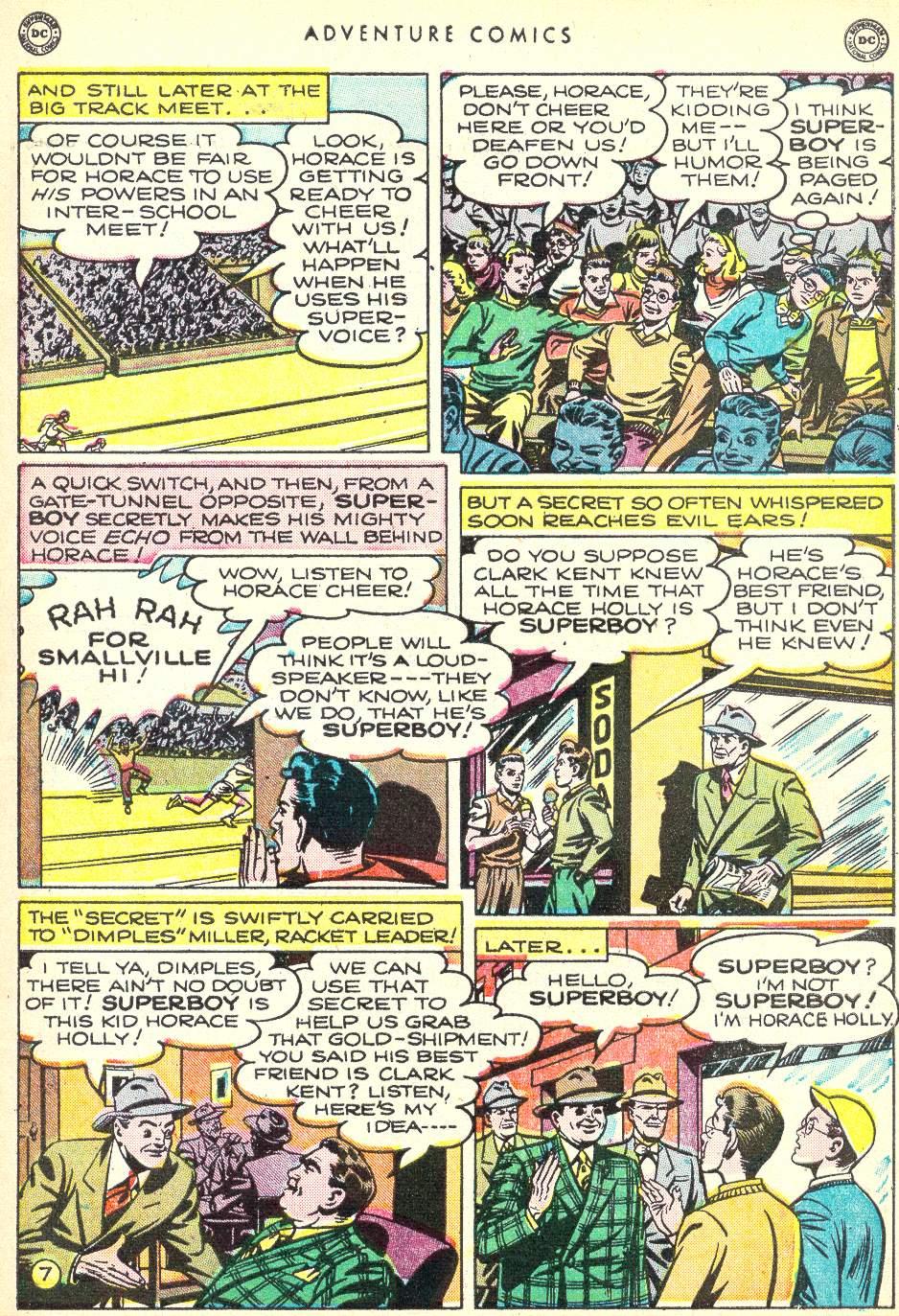 Read online Adventure Comics (1938) comic -  Issue #146 - 9