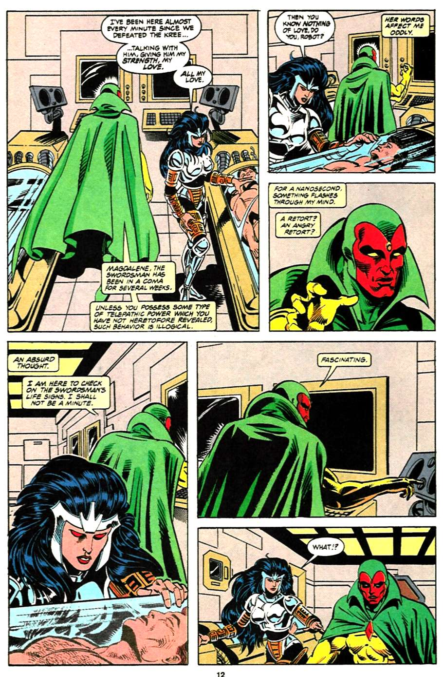 The Avengers (1963) 367 Page 9