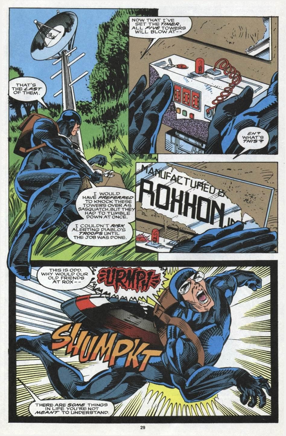 Read online Alpha Flight (1983) comic -  Issue #102 - 22
