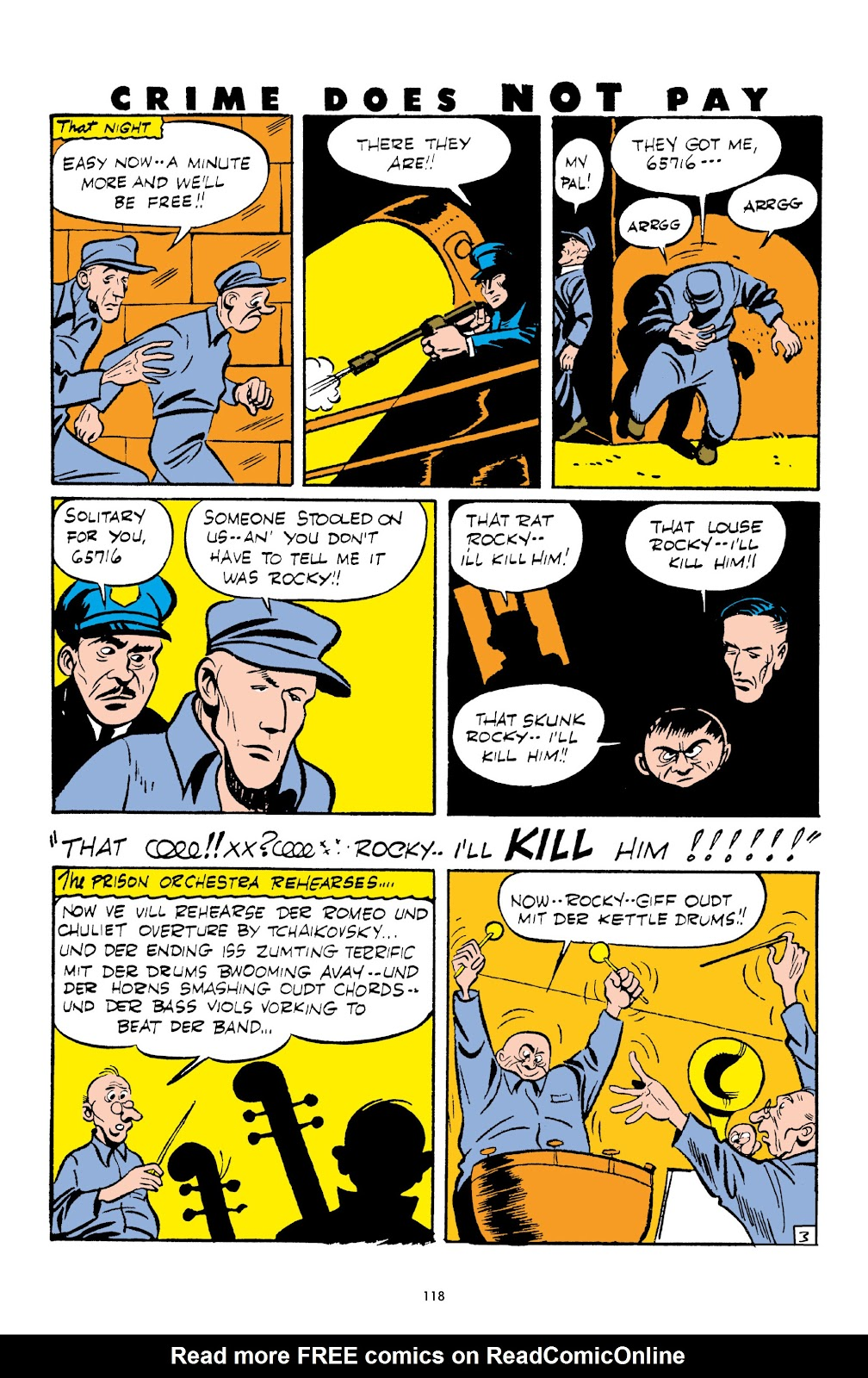 Read online Crime Does Not Pay Archives comic -  Issue # TPB 3 (Part 2) - 18