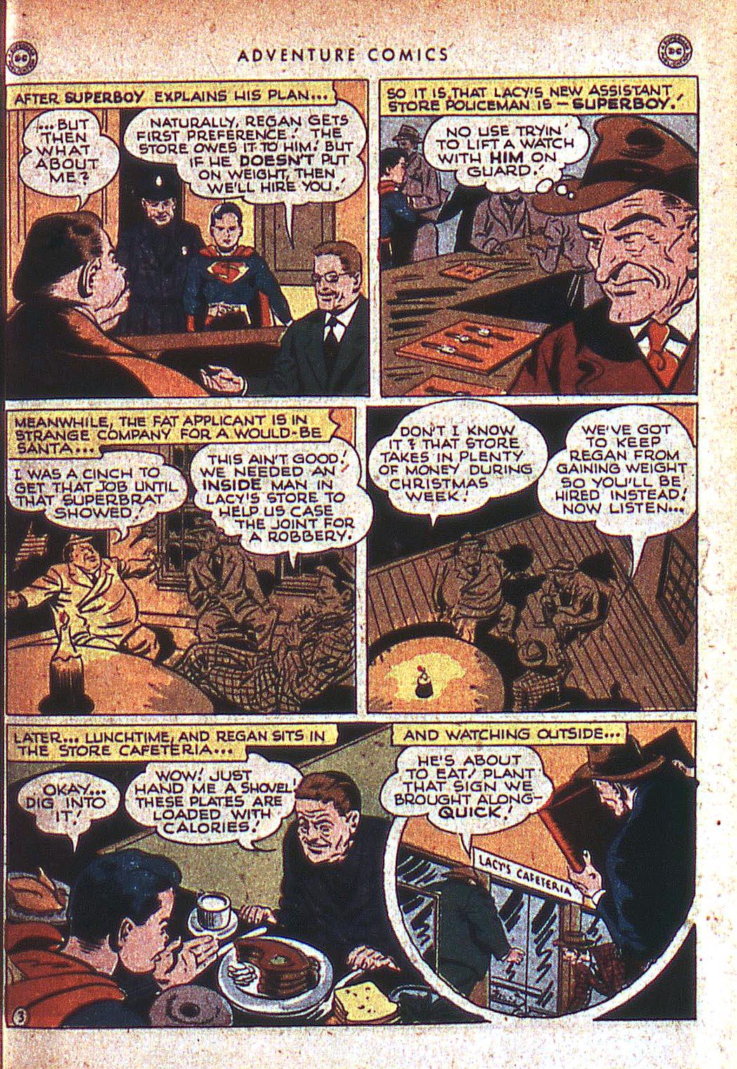 Read online Adventure Comics (1938) comic -  Issue #125 - 6