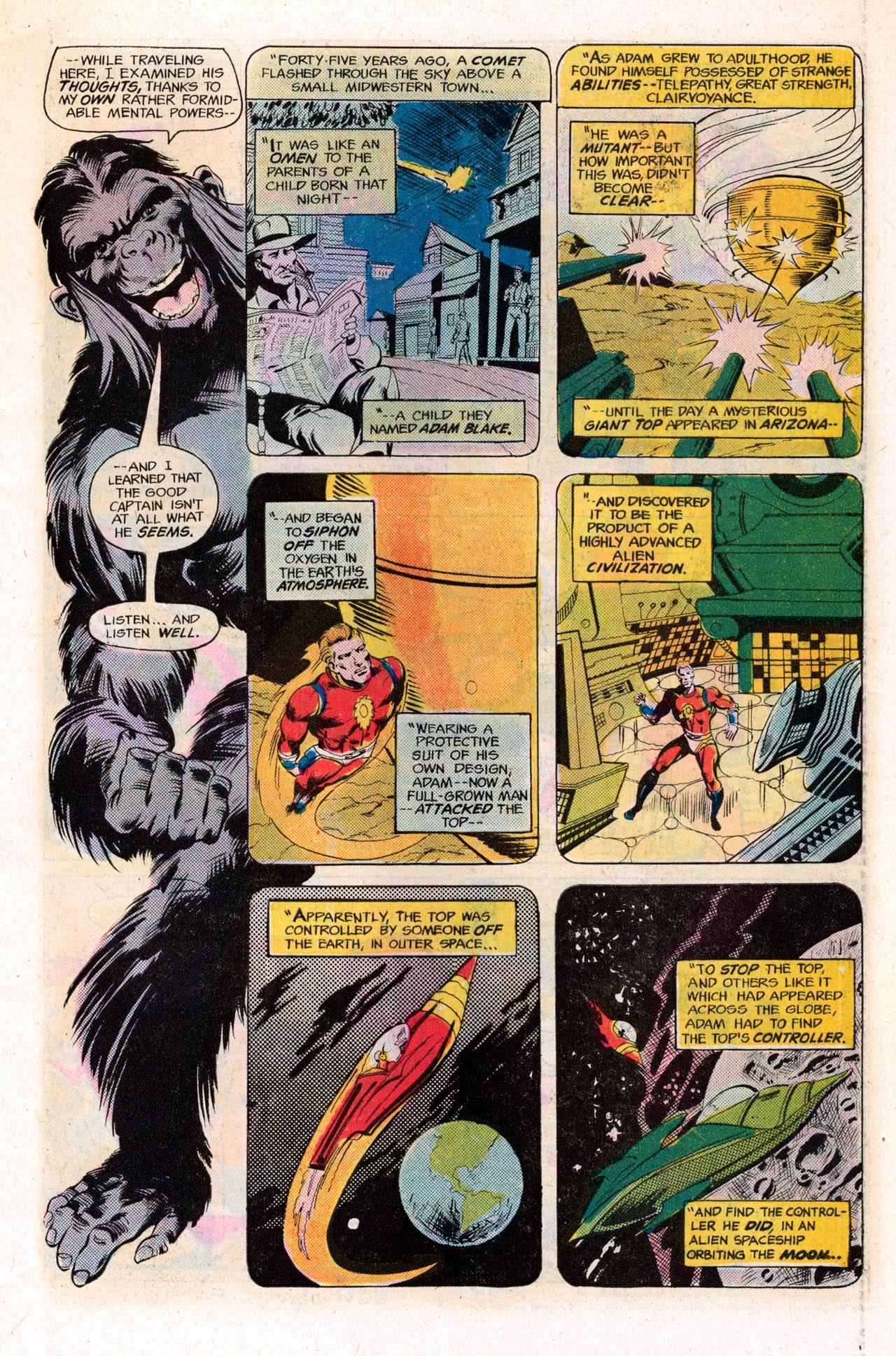Read online Secret Society of Super-Villains comic -  Issue #2 - 11