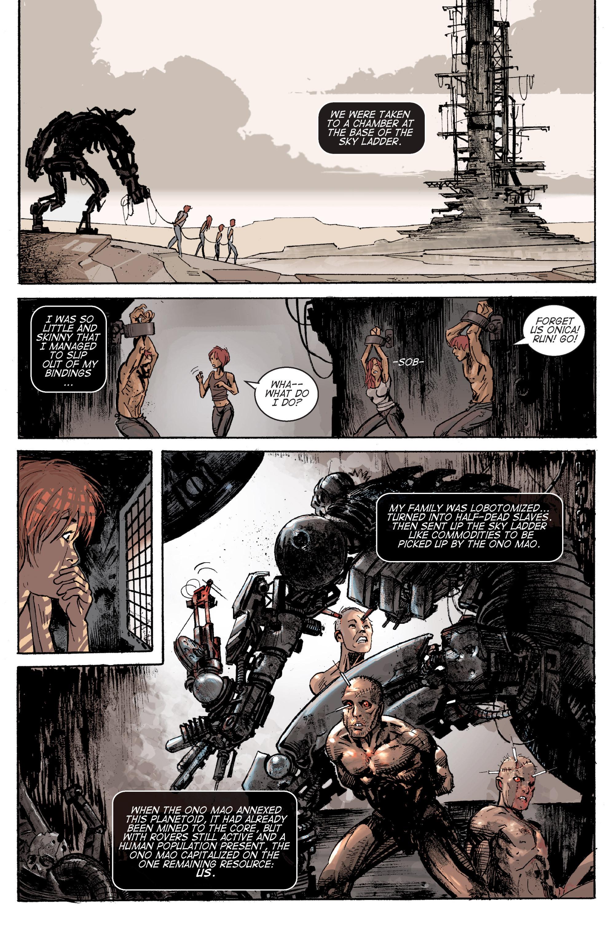 Read online Planetoid comic -  Issue # TPB - 65