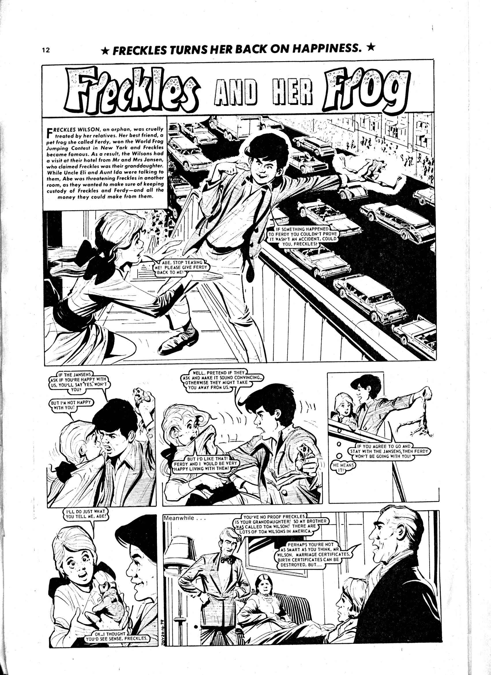 Read online Judy comic -  Issue #1032 - 12