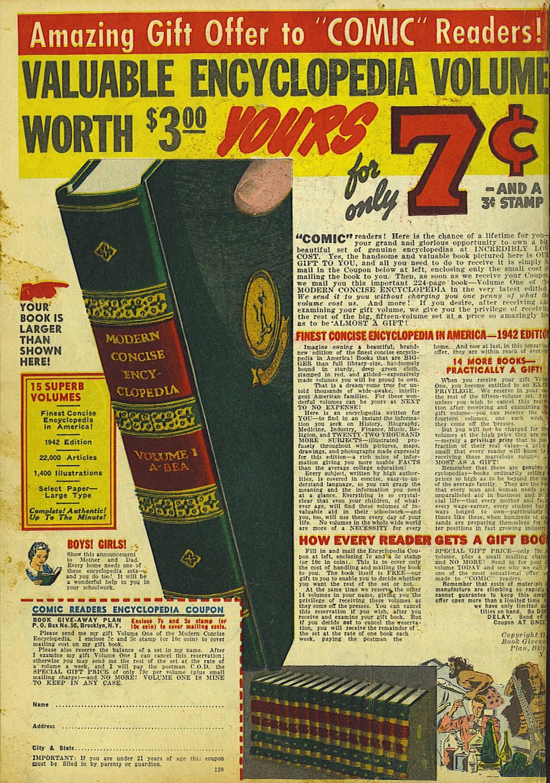 Read online Super-Magician Comics comic -  Issue #10 - 68