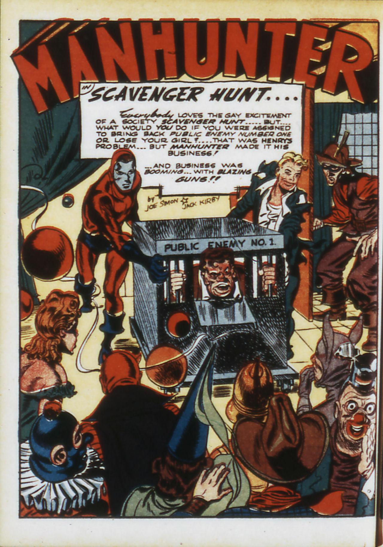 Read online Adventure Comics (1938) comic -  Issue #74 - 47