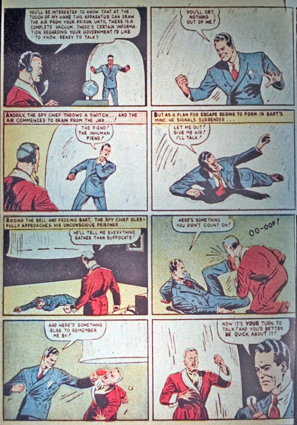 Detective Comics (1937) 32 Page 17