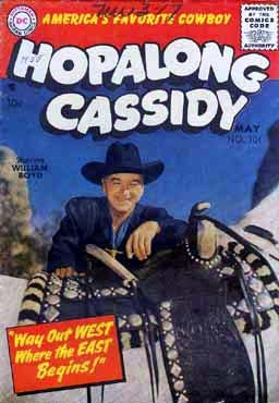 Hopalong Cassidy issue 101 - Page 1