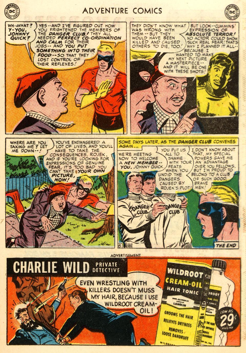 Read online Adventure Comics (1938) comic -  Issue #170 - 31