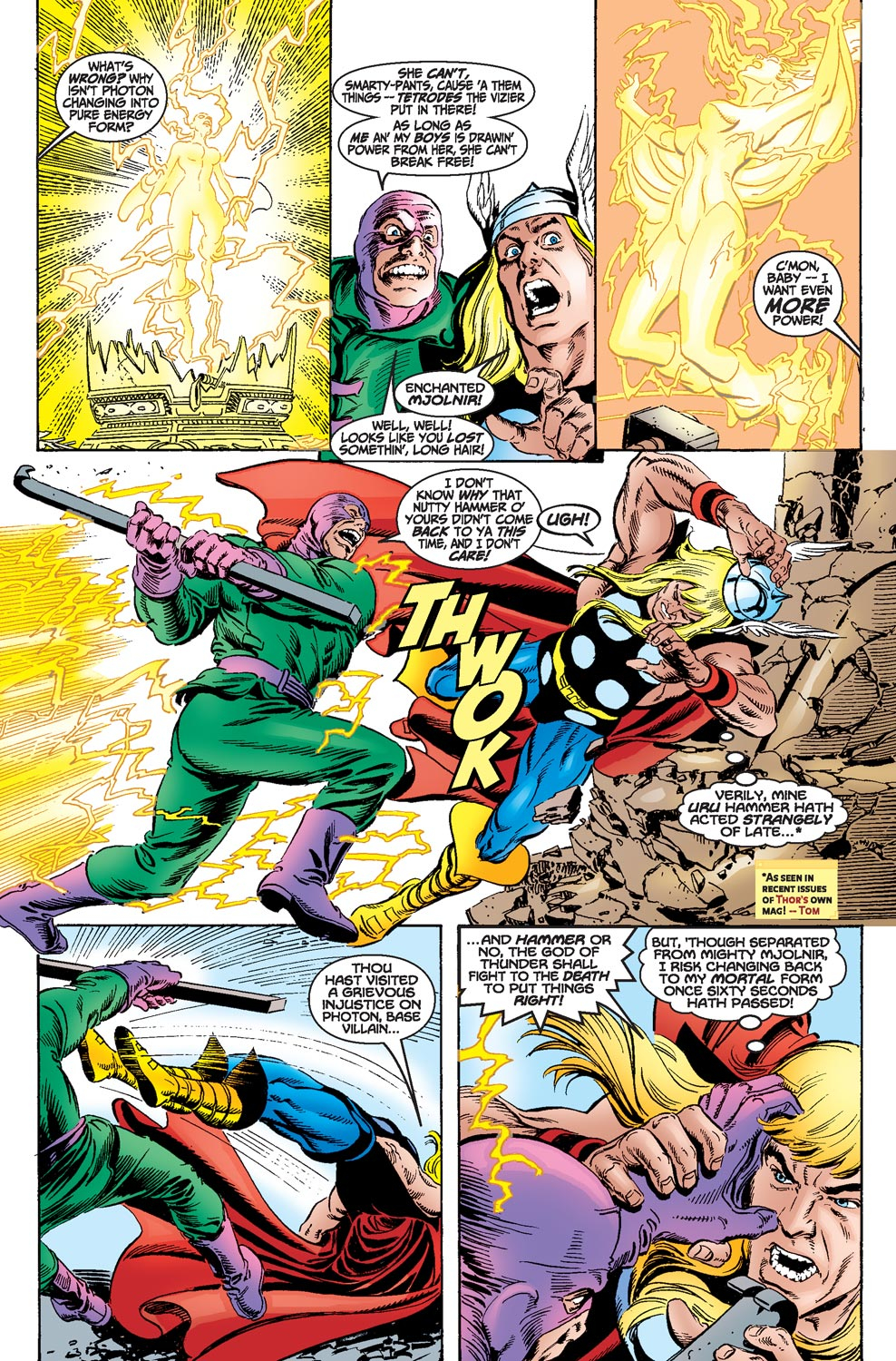 Read online Avengers (1998) comic -  Issue #18 - 17