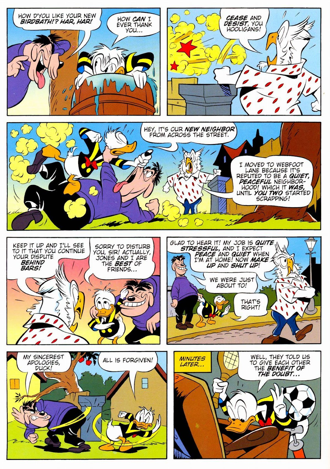 Walt Disney's Comics and Stories issue 640 - Page 58