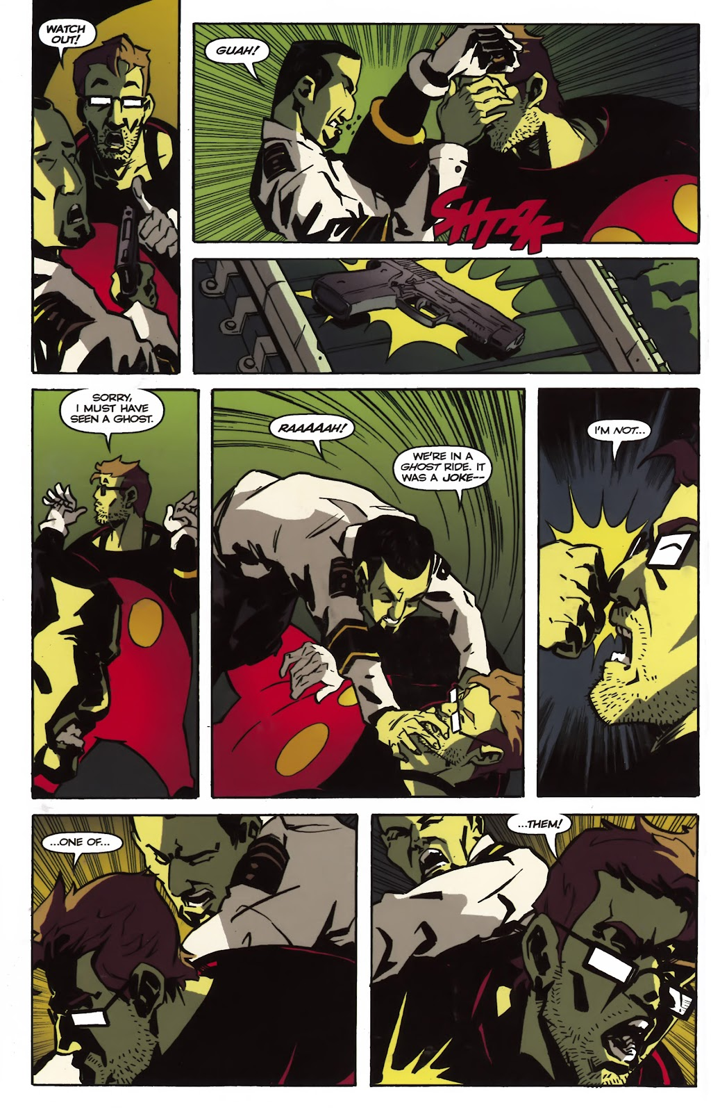 Read online Ricky Rouse Has A Gun comic -  Issue # TPB (Part 1) - 83