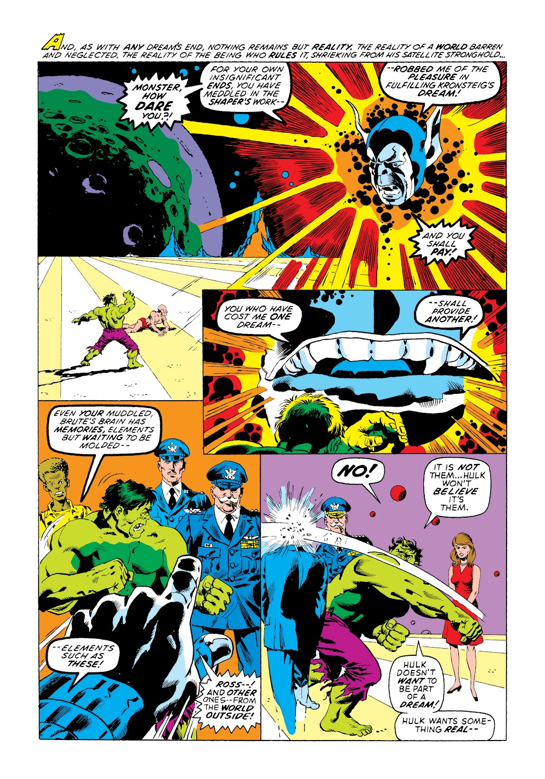 Read online Marvel Masterworks: The Incredible Hulk comic -  Issue # TPB 8 (Part 3) - 58
