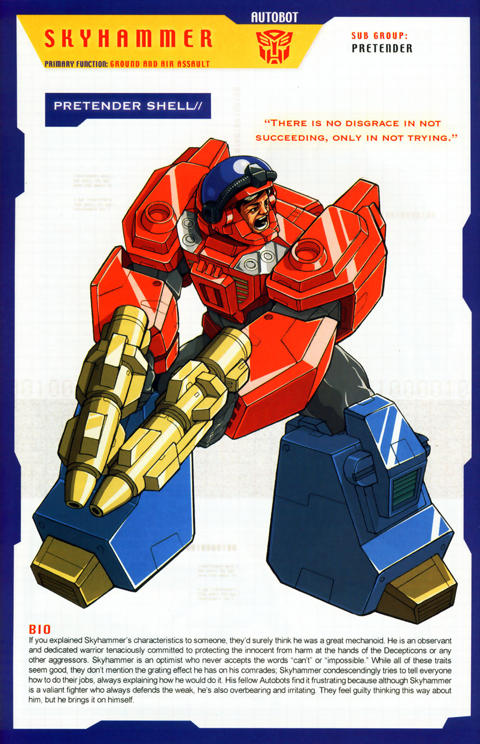 Read online Transformers: More than Meets the Eye comic -  Issue #6 - 16