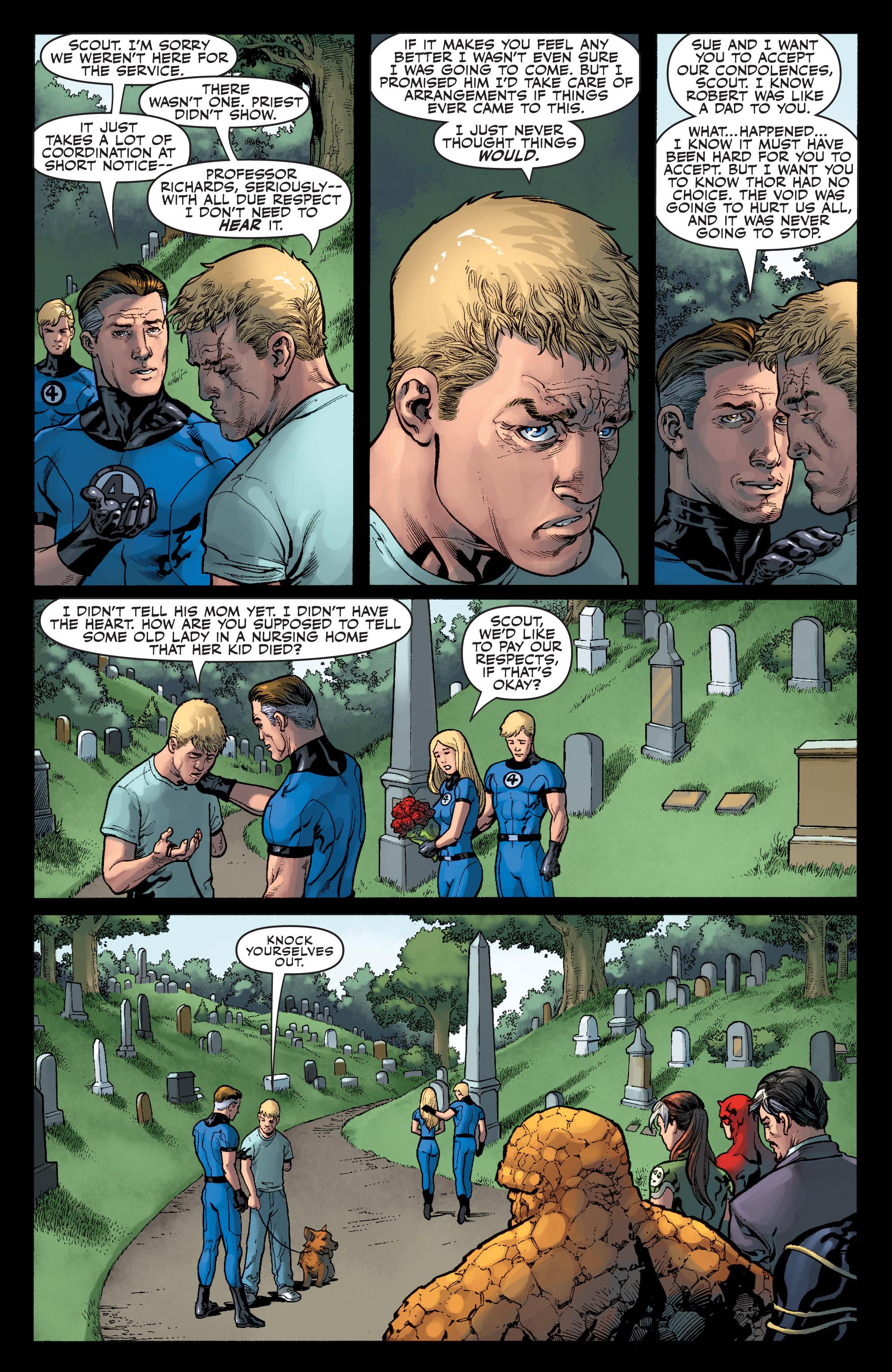 Read online Sentry: Fallen Sun comic -  Issue # Full - 6