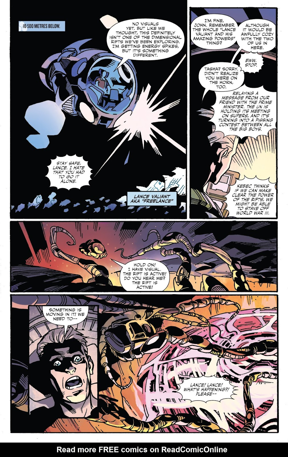 Captain Canuck: Invasion (Canada Day 2018) issue Full - Page 7