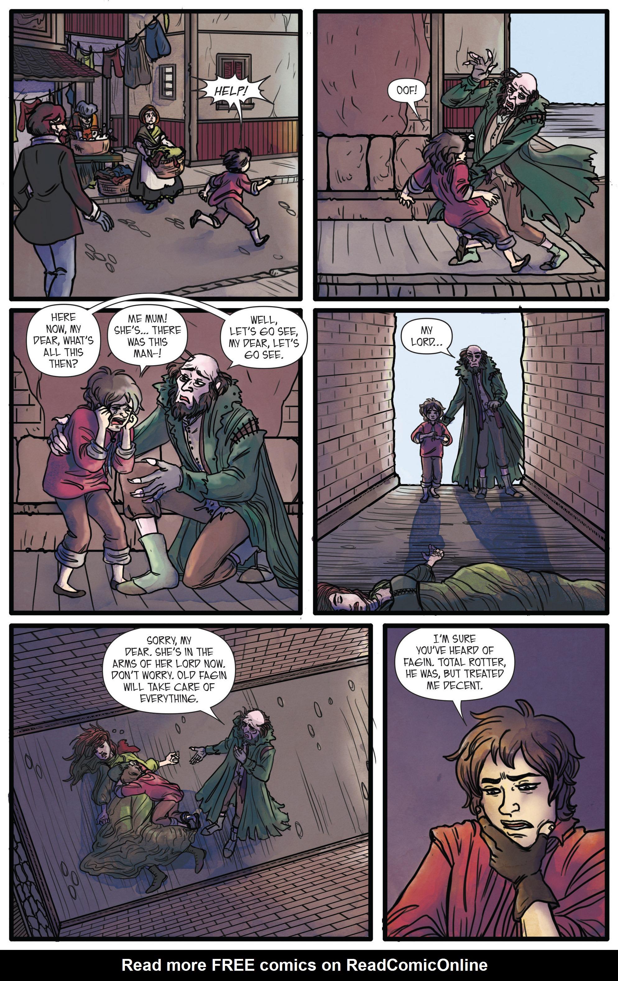 Read online Artful comic -  Issue #1 - 20
