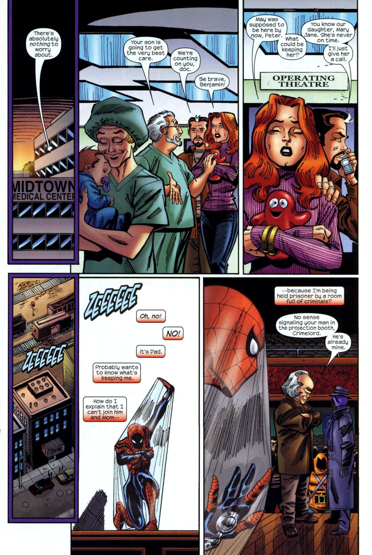 Read online Amazing Spider-Girl comic -  Issue #18 - 7