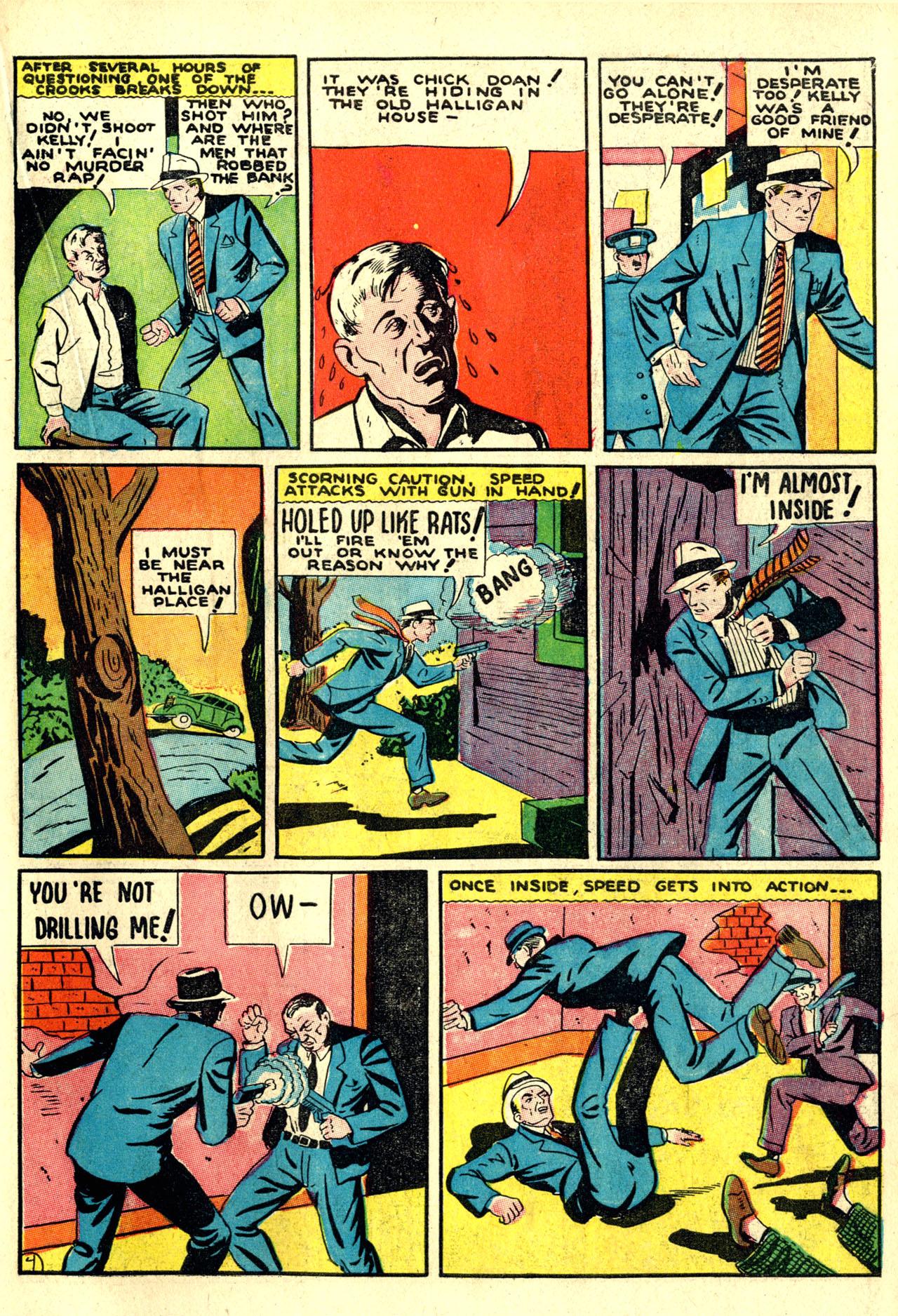 Read online Detective Comics (1937) comic -  Issue #44 - 39