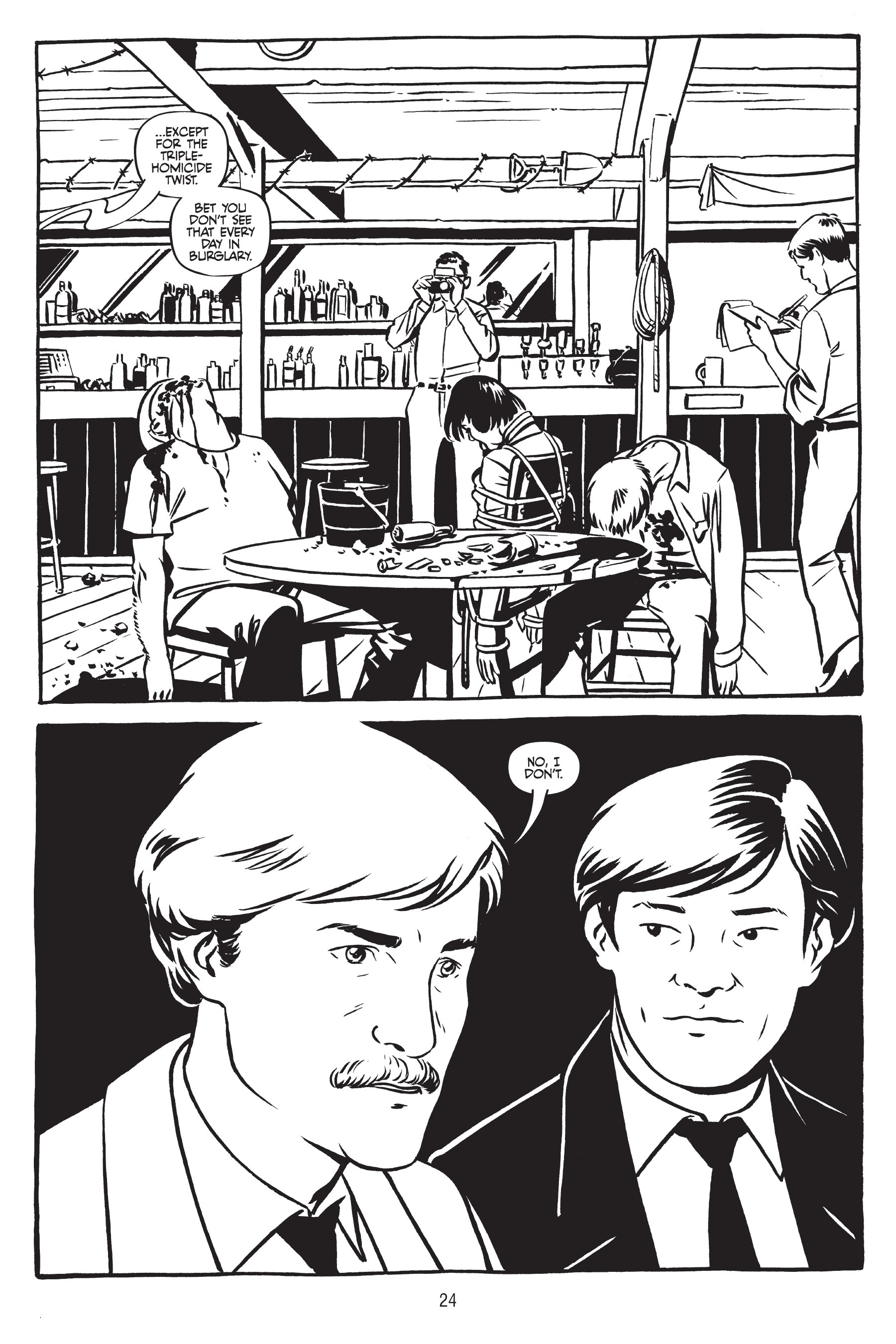 Read online Green River Killer: A True Detective Story comic -  Issue # TPB - 23