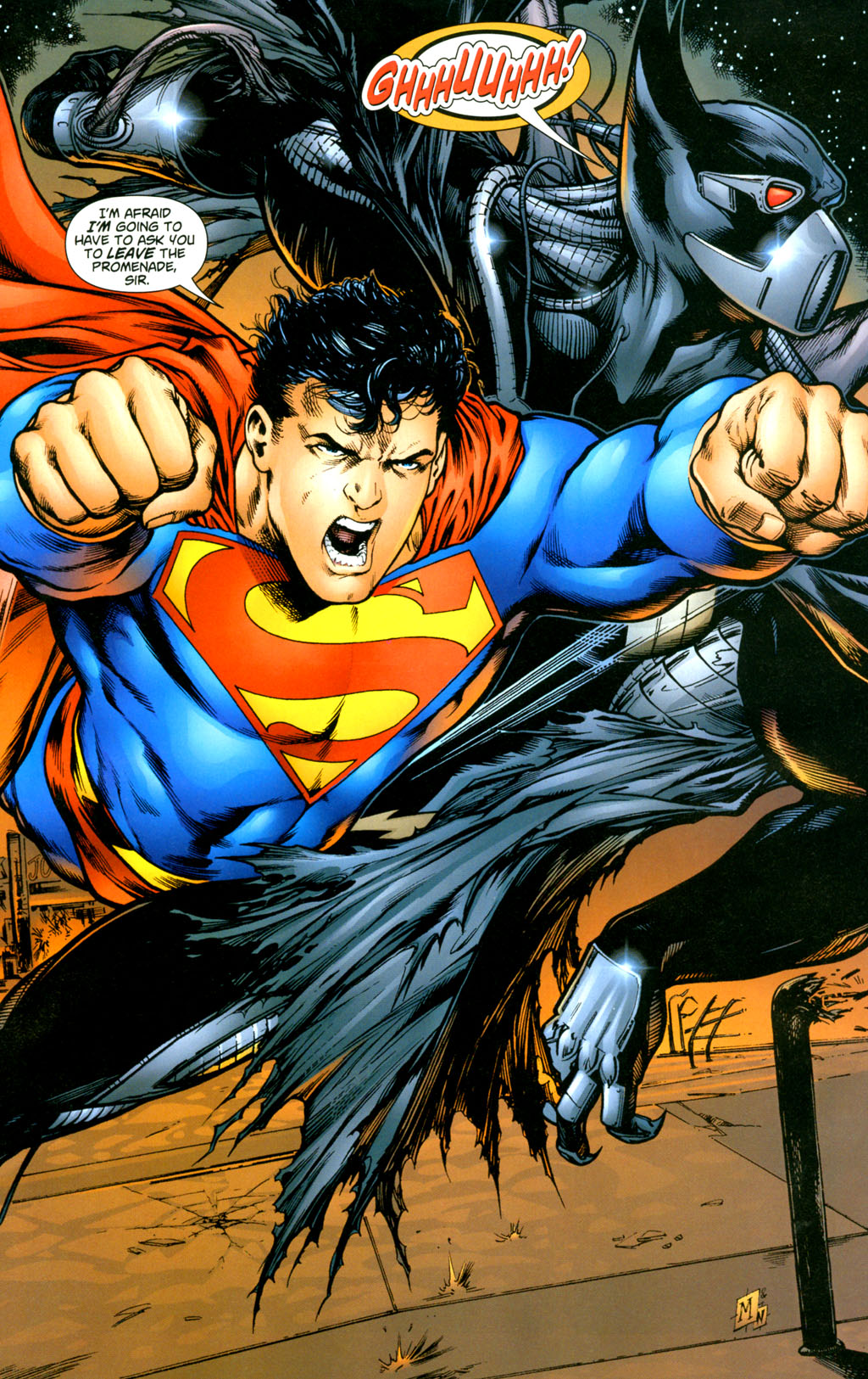 Read online Adventures of Superman (1987) comic -  Issue #627 - 17