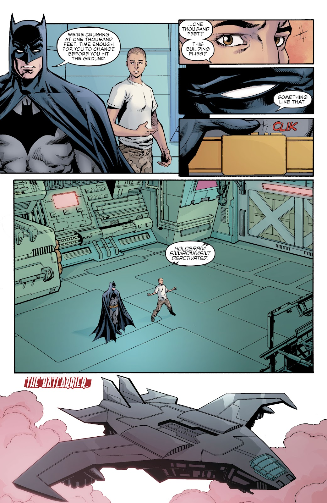 Read online Damage (2018) comic -  Issue #13 - 10