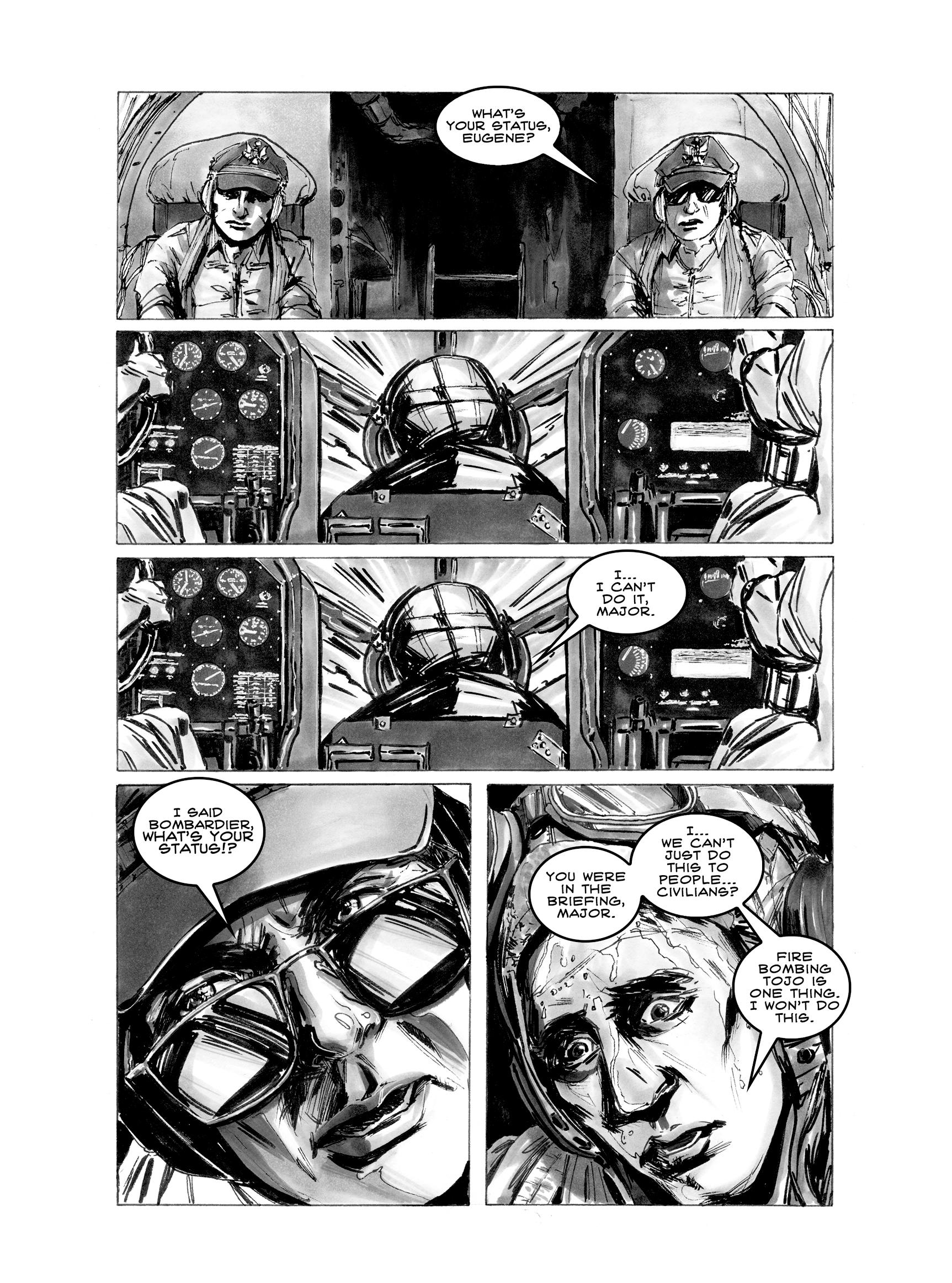 Read online FUBAR comic -  Issue #2 - 10