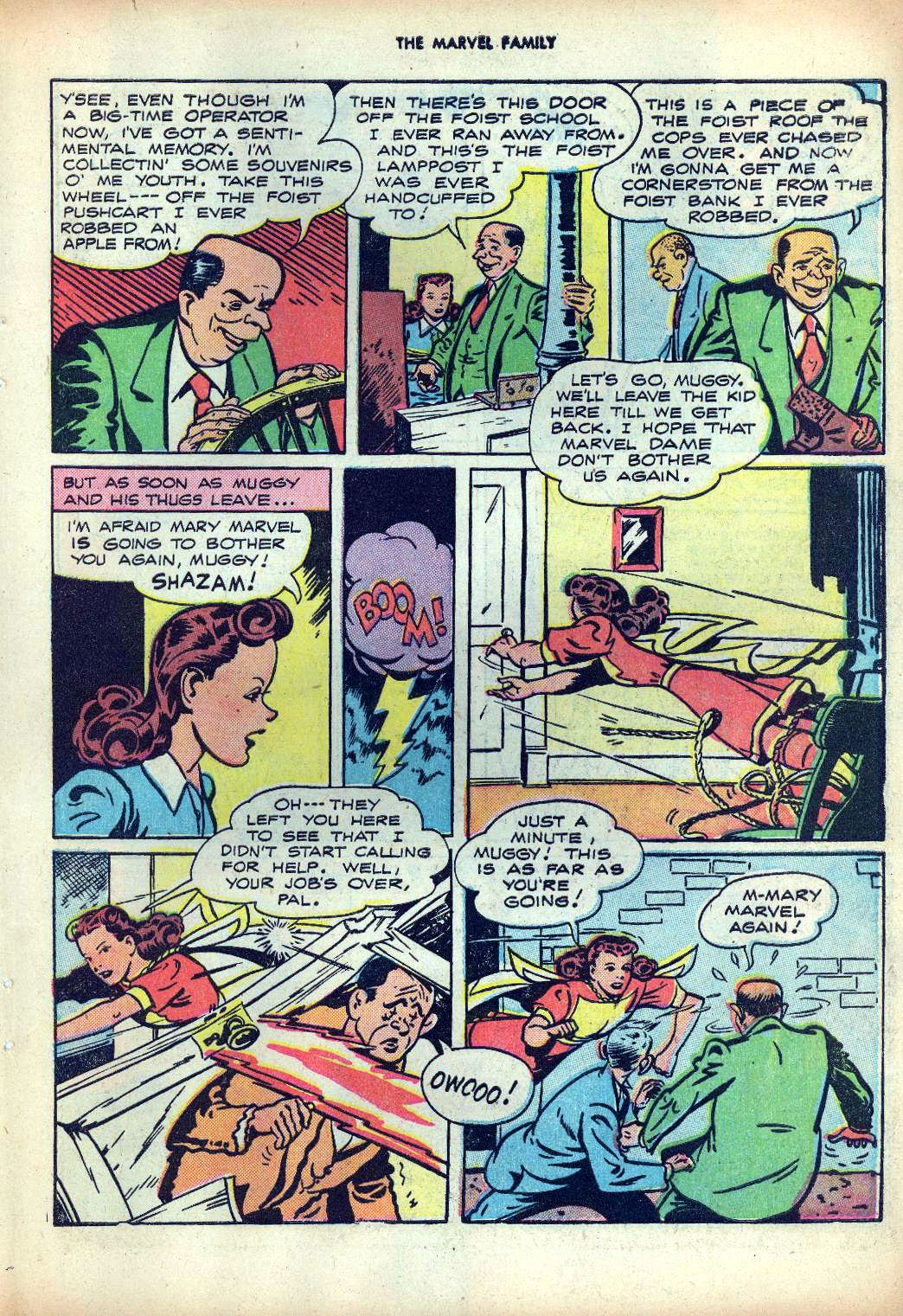 The Marvel Family issue 25 - Page 31
