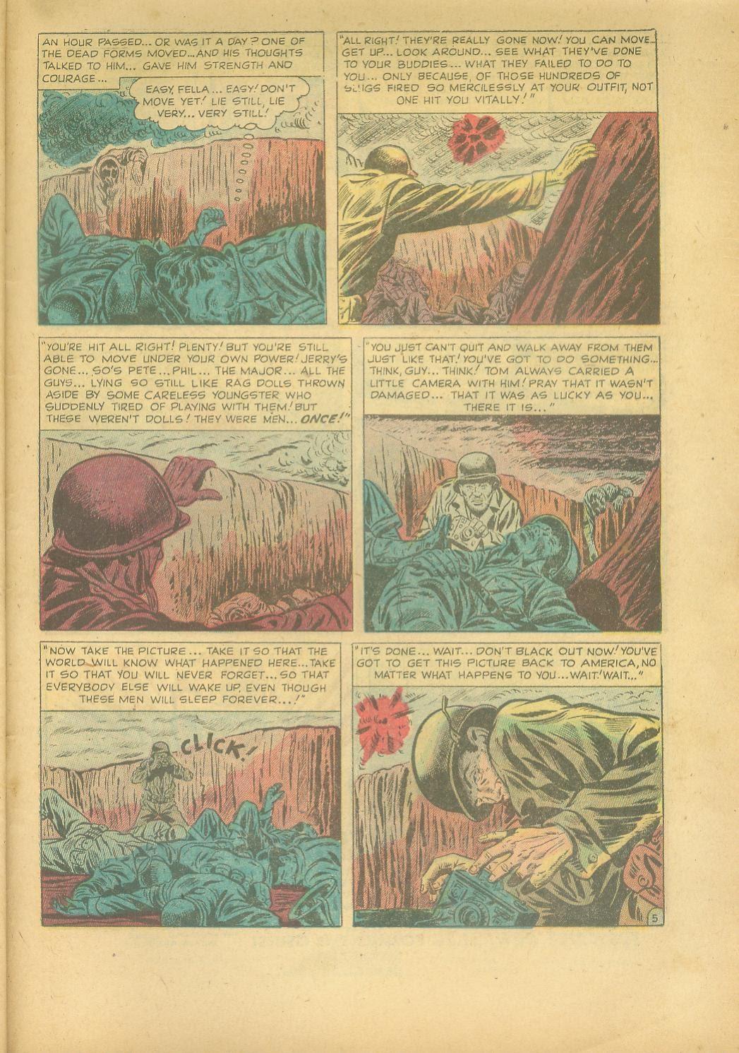 War Adventures issue 1 - Page 31