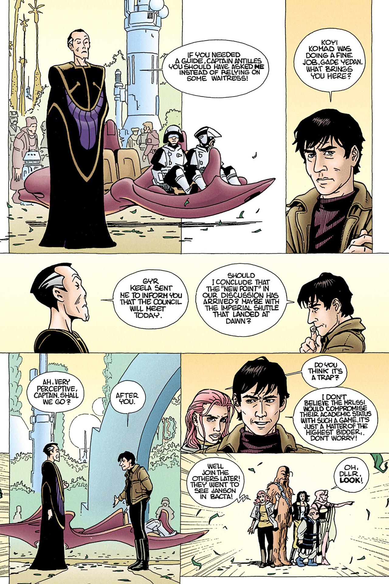 Read online Star Wars Omnibus comic -  Issue # Vol. 1 - 202