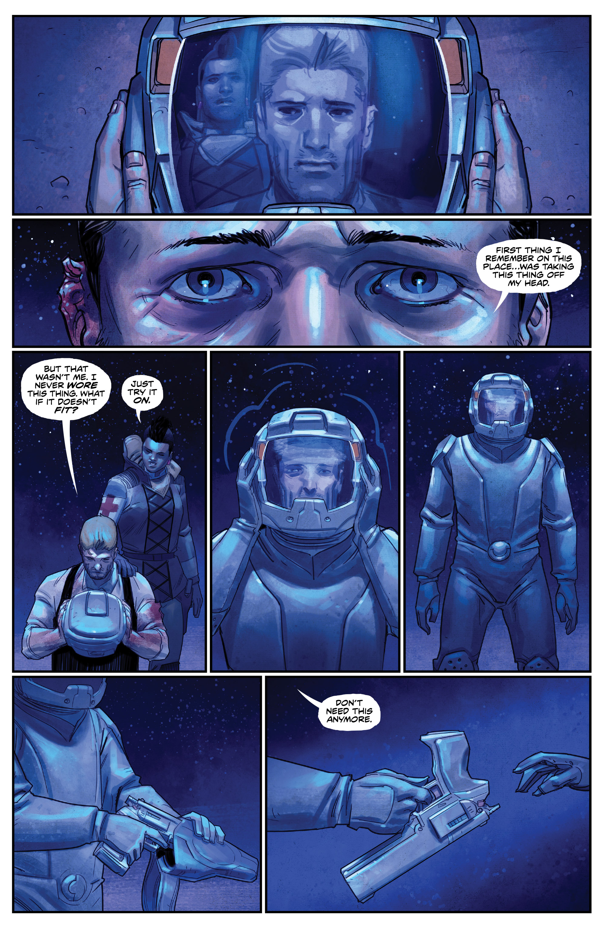Read online Drifter (2014) comic -  Issue #19 - 19