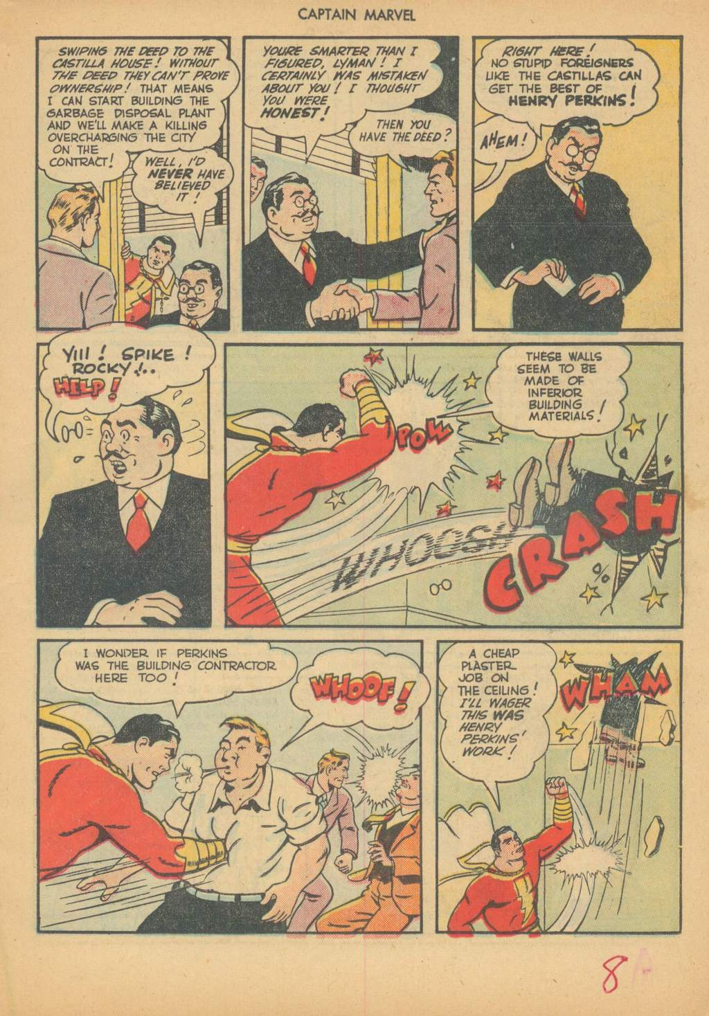 Captain Marvel Adventures issue 63 - Page 11